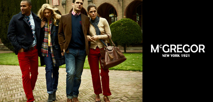 McGREGOR Homecoming Fall-Winter Collection 2012 - Banner - www.Fashionhuntworld.Blogspot.com